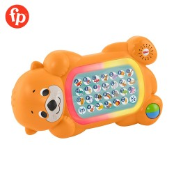 Fisher Price Linkimals A to Z Otter Music and Sounds Early Development Electronics Toys
