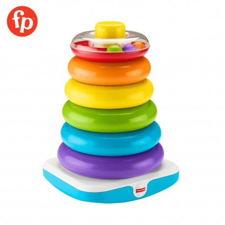(Online Exclusive) Fisher Price Giant Rock a Stack