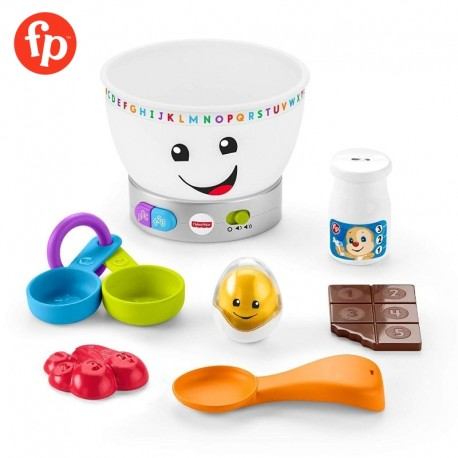 Fisher Price Laugh and Learn Magic Color Mixing Bowl