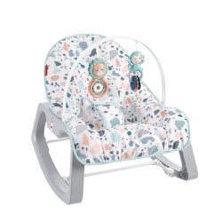 Fisher Price Infant-to-Toddler Rocker Seat Pacific Pebble
