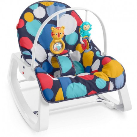 Fisher Price Infant-to-Toddler Rocker Bubble Up