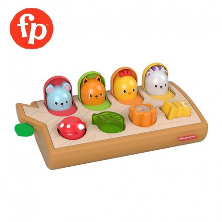 Fisher Price Hide  and  Peek Pop-Up