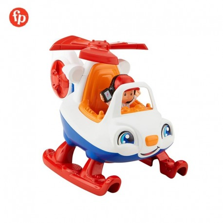 Fisher Price Little People Helicopter (DNM75)