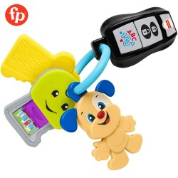 Fisher Price Laugh  and  Learn Play  and  Go Keys