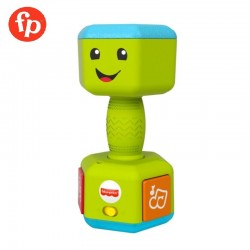 Fisher Price Countin' Reps Dumbbell