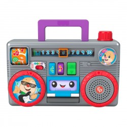 Fisher Price Laugh  and  Learn Busy Boombox