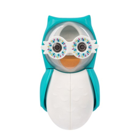 Flipper Toothbrush Cover (Owl Smarty)