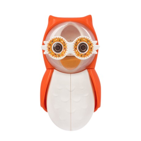 Flipper Toothbrush Cover (Owl Hearty)