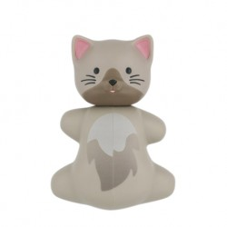 Flipper Toothbrush Cover (Fun Animal Cat)