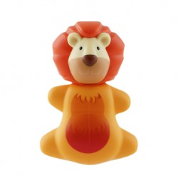 Flipper Toothbrush Cover (Fun Animal Lion)