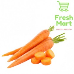 Fresh Vegetable Carrot 600g