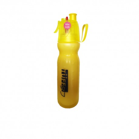 BabyBaby2U EcoMist NUDE YELLOW (L) 600ml Japan w/ Mist Lock