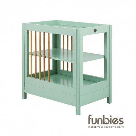 Funbies Clover Change Table (Soft Green)