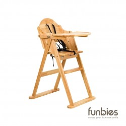 Funbies Mike Foldable Baby High Chair