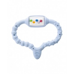 Curaprox Baby Teething Ring (Blue)