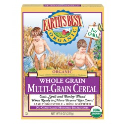 Earth's Best Whole Grain Multi-Grain