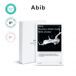 Abib Gummy Sheet Mask Milk Sticker (30ml*10pcs)