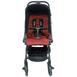 Royal Kiddy London Duplex Red Compact Double Facing Stroller