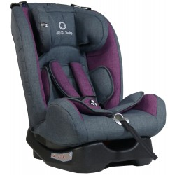 Hugo Baby Sicuro Reclining Car Seat Group 0 to 3 (Purple)