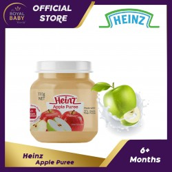 Heinz Apple Puree 6m+ (110g)
