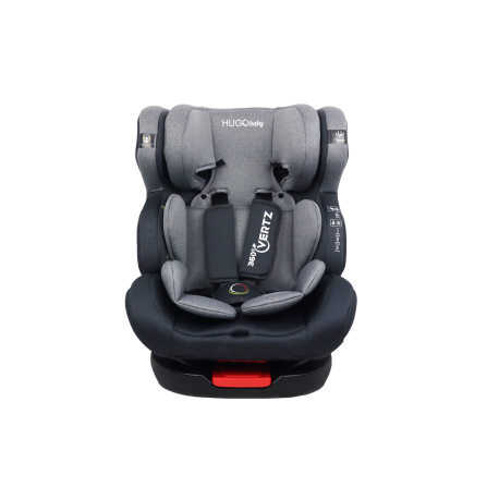 Hugo Baby 360 Vertz Car Seat (Grey)