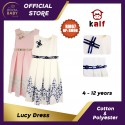 Lucy Girl Dress (Fit from 4 to 12 years old)