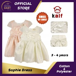 Sophie Baby Girl Dress (Fit from 6 months up to 3 years old)