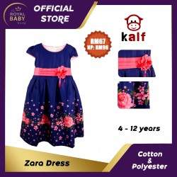Zara Girl Dress (Fit from 4 to 8 years old)