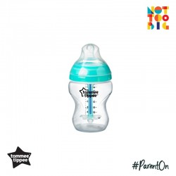 Tommee Tippee Closer to Nature Anti Colic Plus Bottle 260ml/9oz (1 Pack)