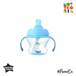 Tommee Tippee First Straw Cup 150ml (9m+) - Blue