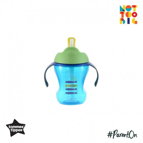 Tommee Tippee Easy Drink Straw Cup 9m+230ml (Green)