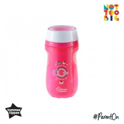 Tommee Tippee Insulated 360 Cup 260ml (12m+) - Pink