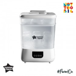 Tommee Tippee Electric Steriliser and Dryer (The Clash)