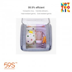 59s UVC Led Toy & Baby Clothes Sterilizing Bag