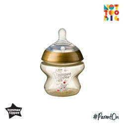 Tommee Tippee CTN PP with Super Soft Teat Tinted Bottle 150ml/5oz (Gold)