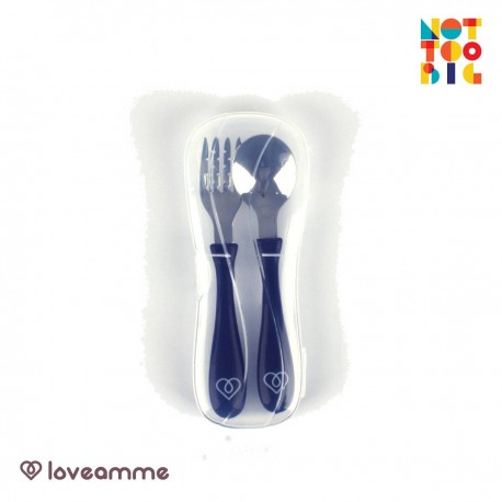 LoveAmme Travel Cutlery Set