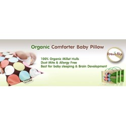 Beanie Nap Comforter Baby Pillow - Elly Circus
