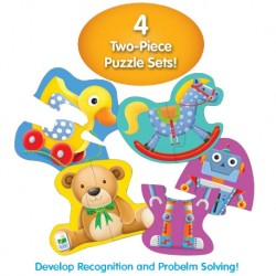 TLJI My First Shaped Puzzles - My Toys