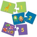TLJI Clever kids Match & Learn Counting