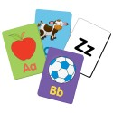 TLJI Clever Kids See & Say Flash Card Letters