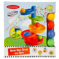 Infunbebe Colorful Roll and Drop