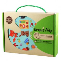 Beanie Nap Comforter Baby Pillow - Camp Out
