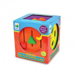 TLJI My First Activity Cube