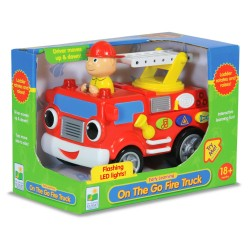 TLJI On The Go Fire Truck