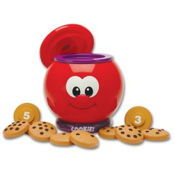 TLJI Learn with Me - Count and Learn Cookie Jar