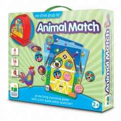 TLJI MY FIRST GRAB IT - Animal Match