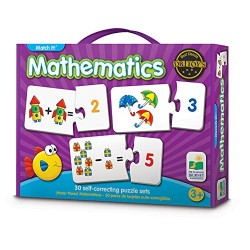 TLJI Match It! - Mathematics
