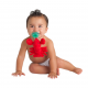 Nookums Paci-Plushies Buddies - Lexi Lobster