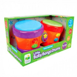 TLJI Little Baby Bongo Drums