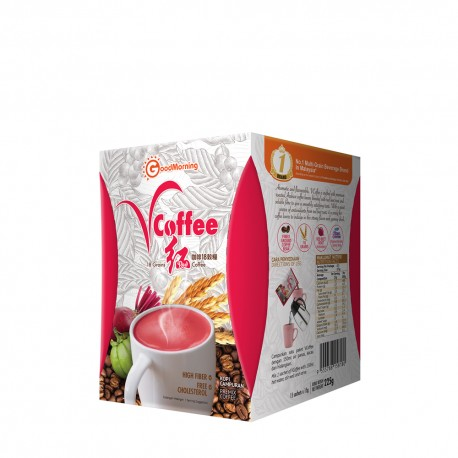 GoodMorning Healthy Red Coffee VCoffee